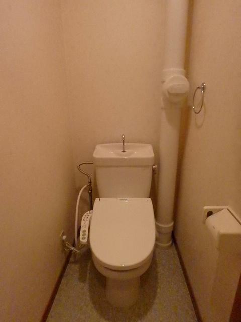 アネモス春日原 / 603号室トイレ