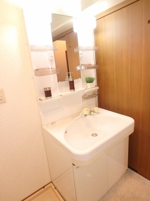 フローラルハイツ / 102号室洗面所