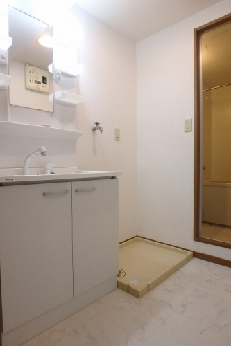 フローラルハイツ / 103号室洗面所