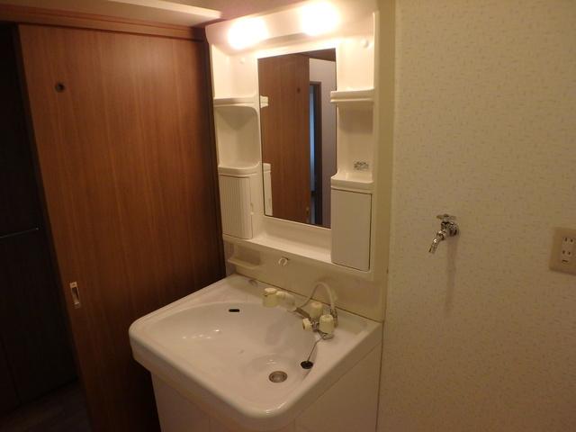 フローラルハイツ / 503号室洗面所