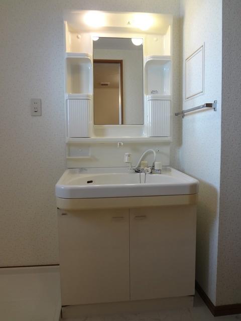マーメゾン / 401号室洗面所