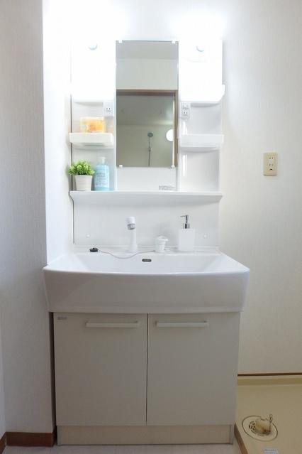 サンハイム日永田 / 202号室トイレ