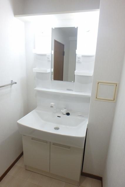 フレア・クレスト水城 / 102号室洗面所