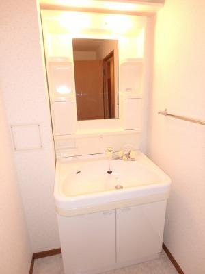 フレア・クレスト水城 / 601号室洗面所