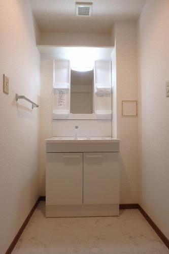 フレア・クレスト水城 / 705号室洗面所