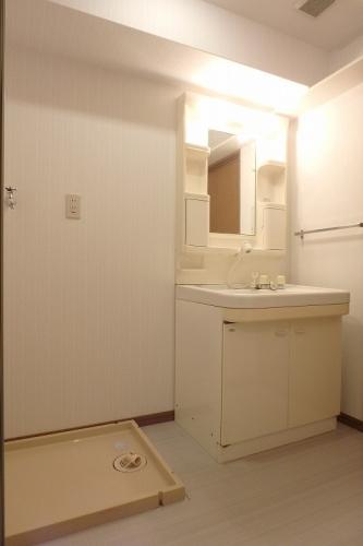 グレースコート11 / 201号室洗面所