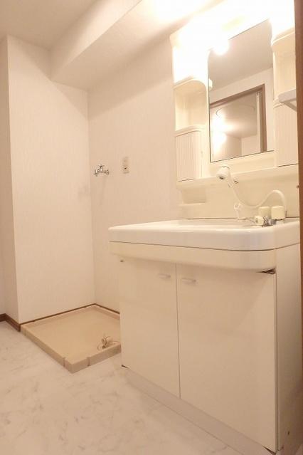 グレースコート11 / 202号室洗面所
