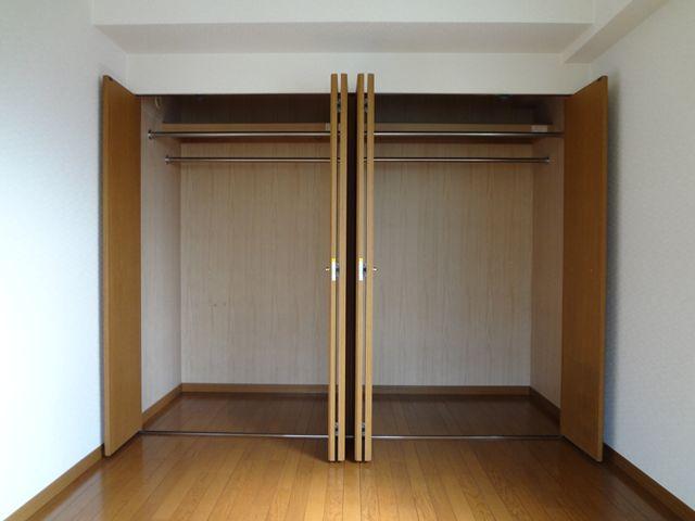 グレースコート11 / 203号室収納
