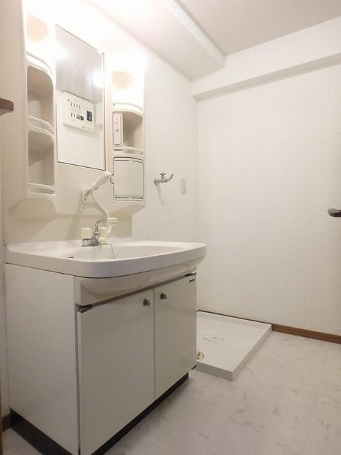 マンテンビュー / 101号室洗面所