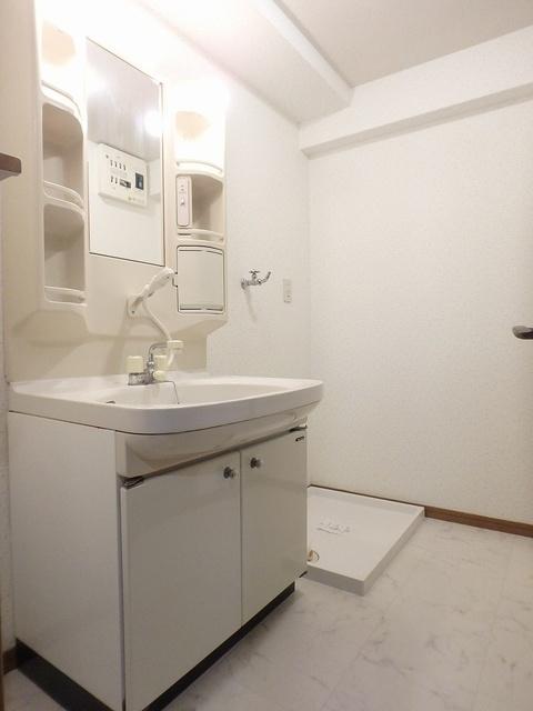マンテンビュー / 604号室洗面所