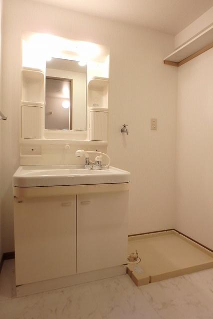 グランドアビタシオン村上 / 301号室洗面所