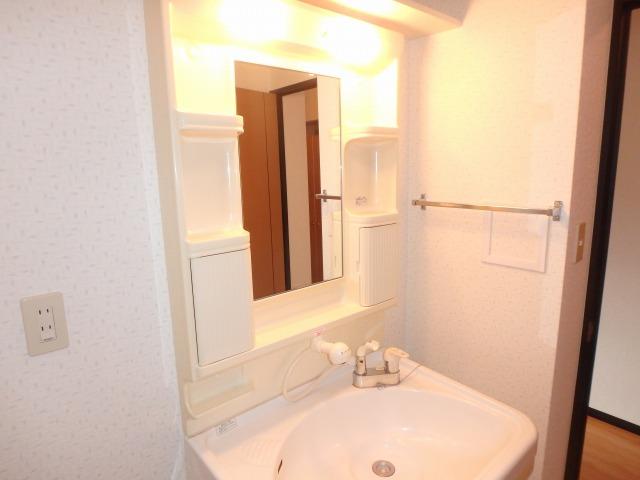 クレールマノワール / 105号室洗面所