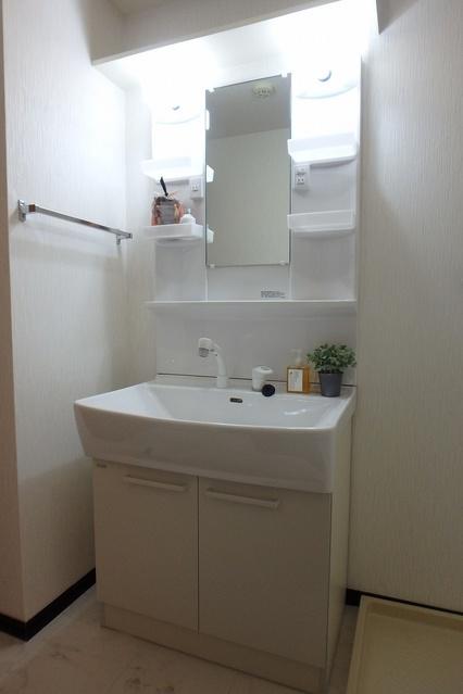 クレールマノワール / 203号室洗面所
