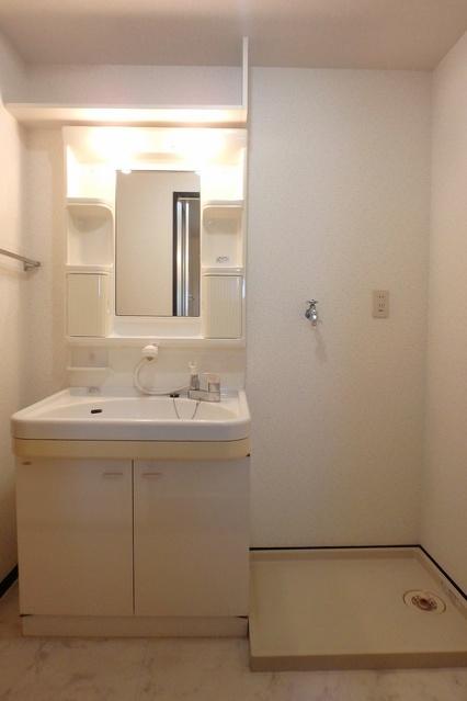クレールマノワール / 301号室洗面所