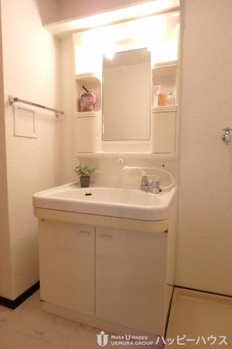 クレールマノワール / 303号室洗面所