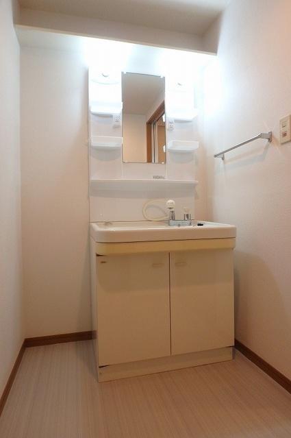 シーラ・プラッツ / 403号室洗面所