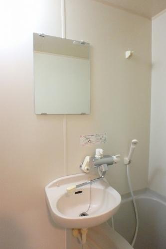 ジュネス10 / 202号室洗面所