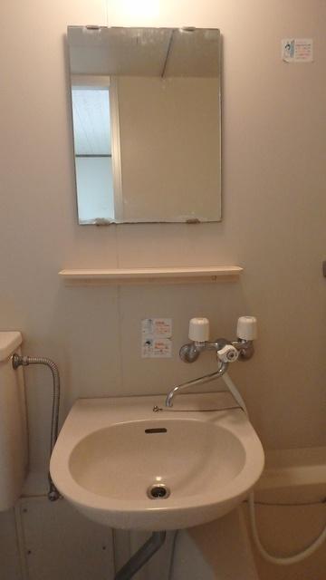 タチバナハイツ / 102号室洗面所