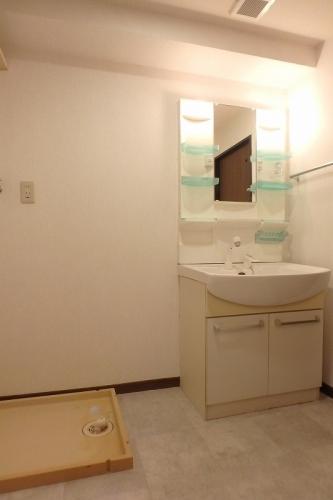 伯玄オーシャンハイツ / 205号室洗面所