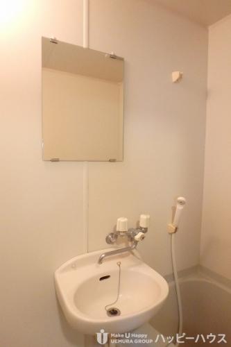 ピュア春日公園 / 803号室洗面所