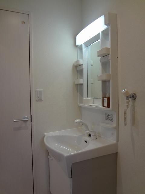 バインズ / B-2号室洗面所
