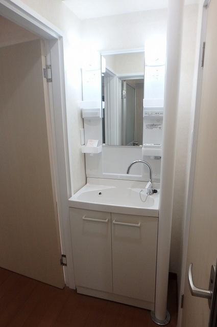 コーポミハラ / 203号室洗面所