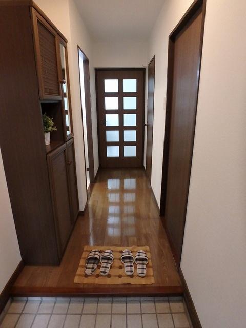 セントラルハイツ / 201号室玄関