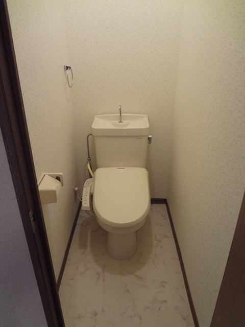 メロディハイツ乙金 / 203号室トイレ