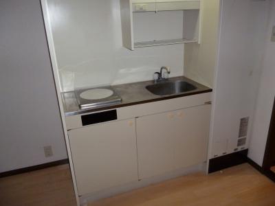 ジュネス東大利 / 306号室キッチン