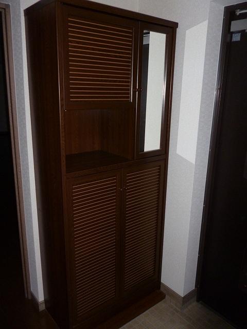 セピアコート'93 / 402号室玄関