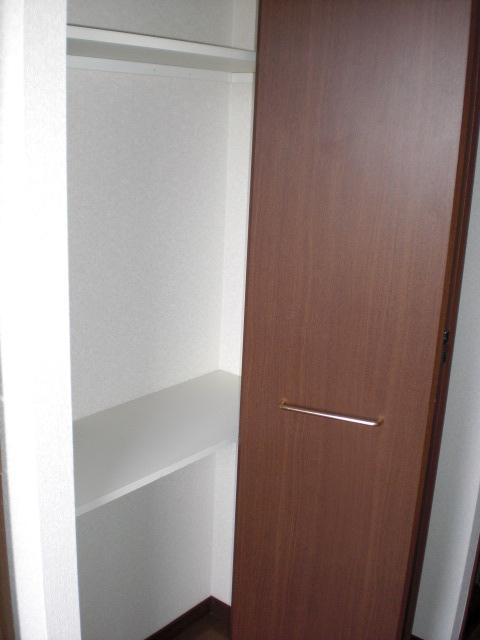 レスピーザⅡ / 208号室収納