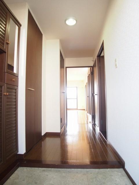 レスピーザⅡ / 601号室玄関