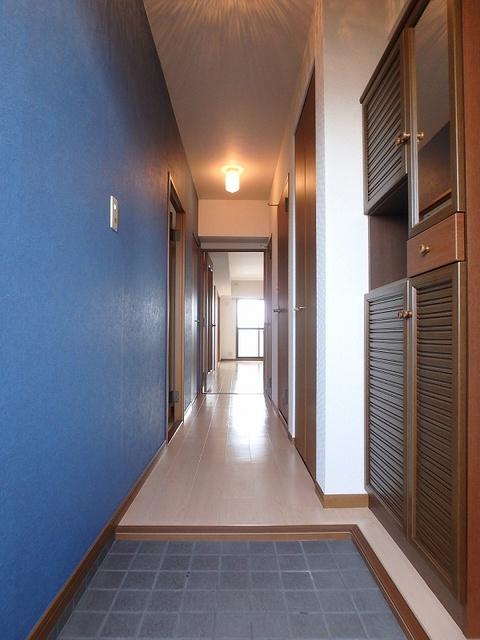 グレースマンション大野城 / 402号室玄関