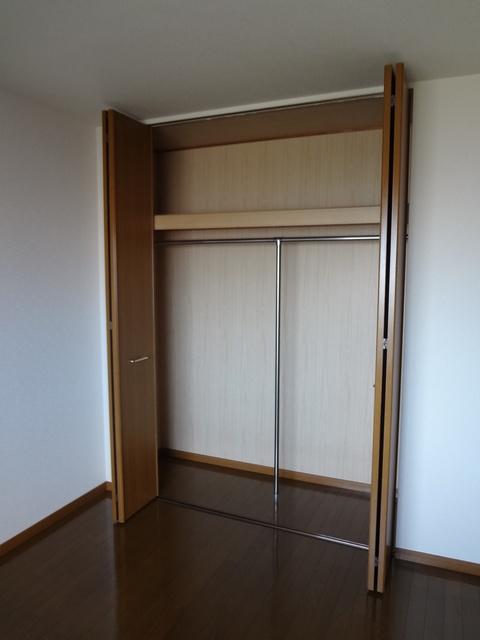 シャルム大野城 / 203号室収納