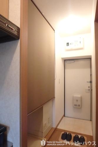 アネモス春日原 / 201号室キッチン