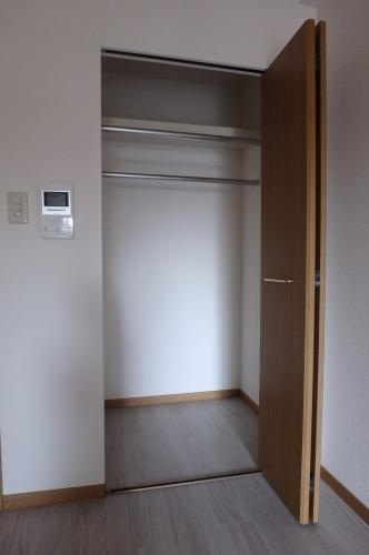 アネモス春日原 / 402号室収納