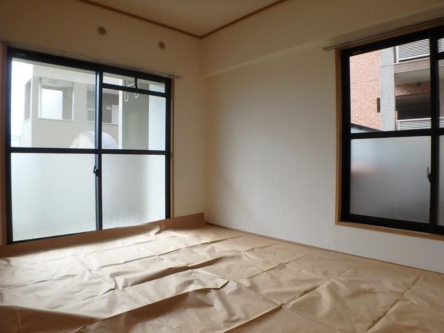 フローラルハイツ / 201号室和室