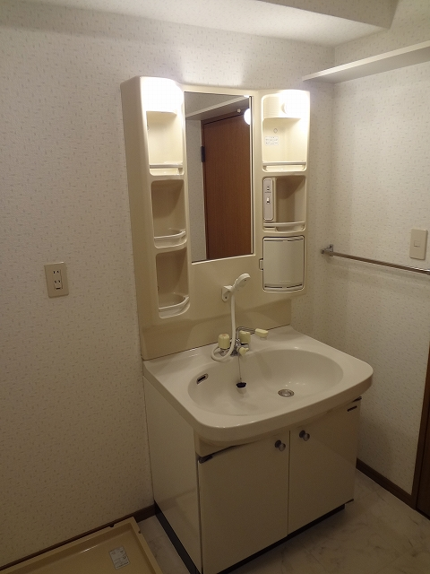 マンテンビュー / 304号室洗面所