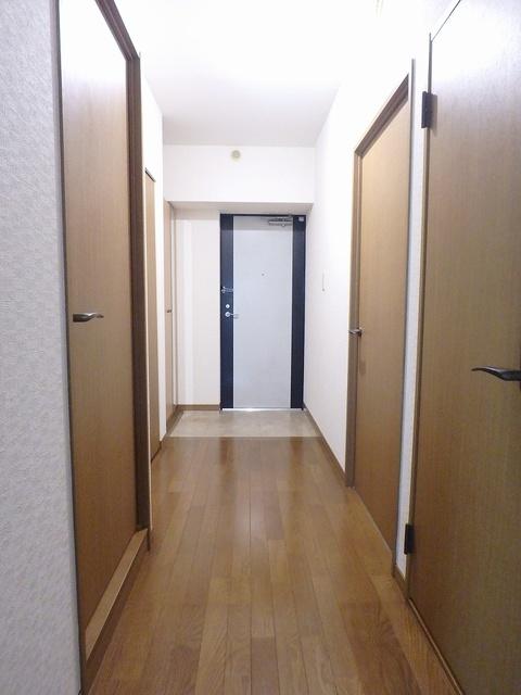 マンテンビュー / 604号室玄関