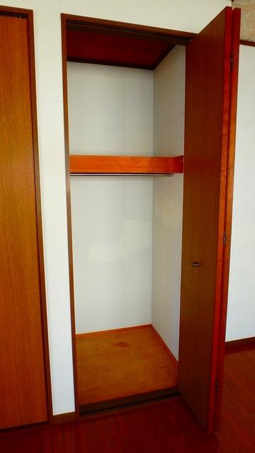 タチバナハイツ3 / 202号室収納