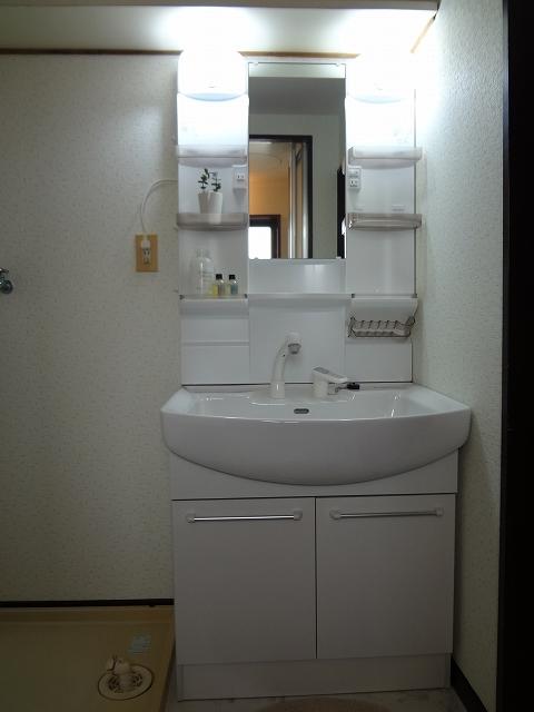 フレグランス20 / 406号室洗面所