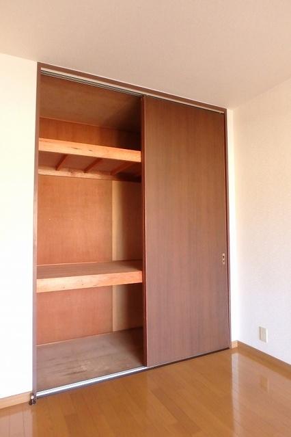 サンハイツ森山 / 206号室収納