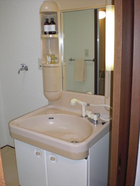 フレックス20 / 201号室洗面所