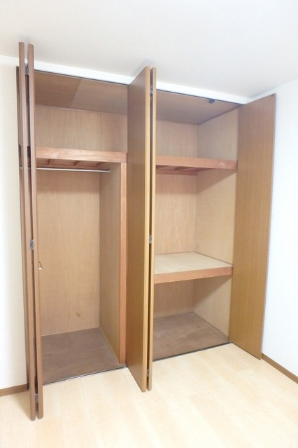 高義ビルⅡ / 306号室収納