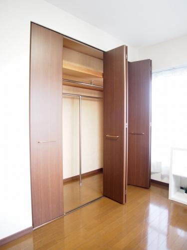レスピーザⅡ / 207号室収納