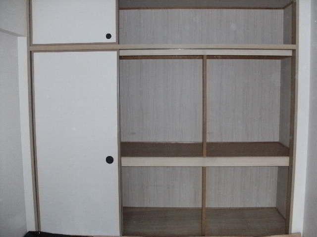 グレースマンション大野城 / 603号室収納