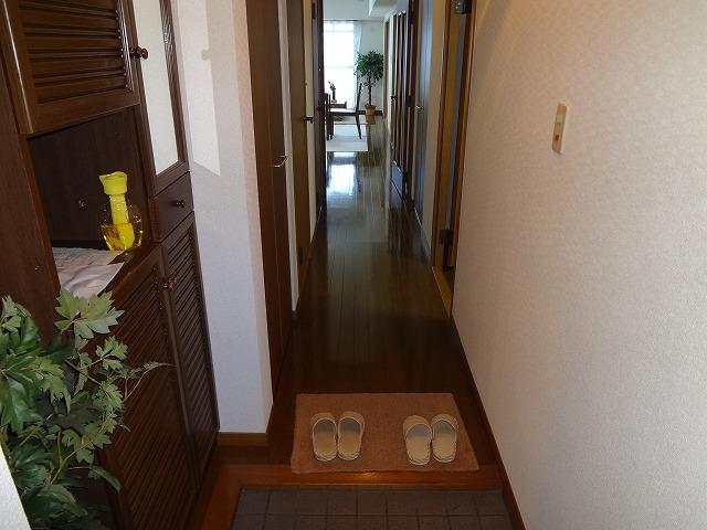 グレースマンション大野城 / 605号室玄関