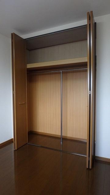 シャルム大野城 / 202号室収納