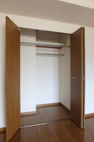 フローラルハイツ / 103号室収納