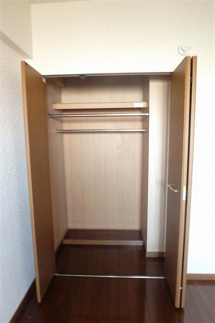 フレア・クレスト水城 / 605号室収納